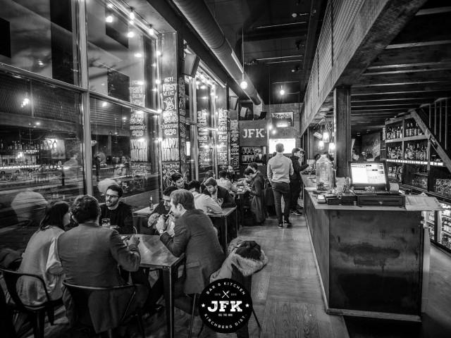 JFK Bar & Kitchen